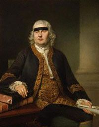 John Fielding, the 'Blind Beak', who with his half brother, the novelist, Henry Fielding formed the Bow Street Runners
