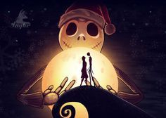 El Extraño Mundo de Jack por joguecs - Cine | Dibujando.net