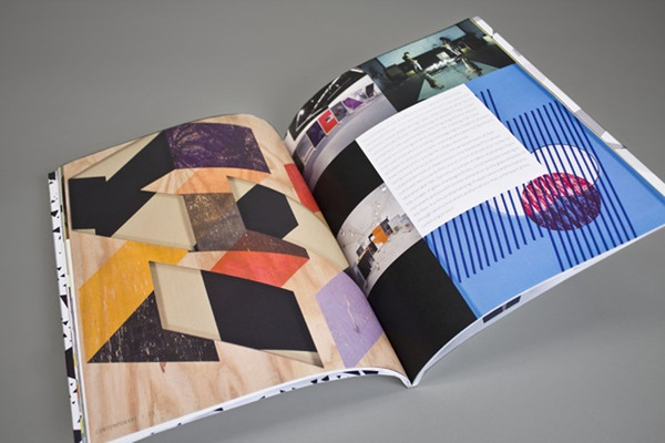 Contemporary Magazine on Behance