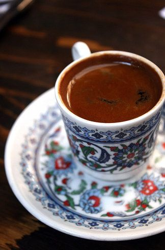 If you're a coffee lover, Istanbul's got you covered. | 42 Ways Istanbul Is So Beautiful It Actually Hurts