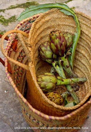 carciofi, artichocks