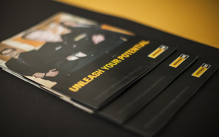 Finning had ThinkTANK create brochures as a part of their massive recruitment campaign.   #recruitmentmarketing #recruitmentstrategy #recruitment
