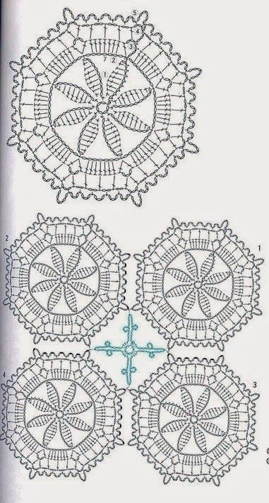 Crochet patterns: Office Worth |
