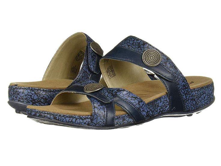 Women Sandals Leather Wedge Heels Price: $ 23.00 & FREE