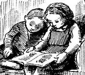 Edward Ardizzone for The Little Book Room by Eleanor Farjeon