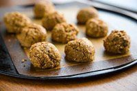 "Gluten-Free ""Meatball"" Mix   recipe from FatFree Vegan Kitchen"