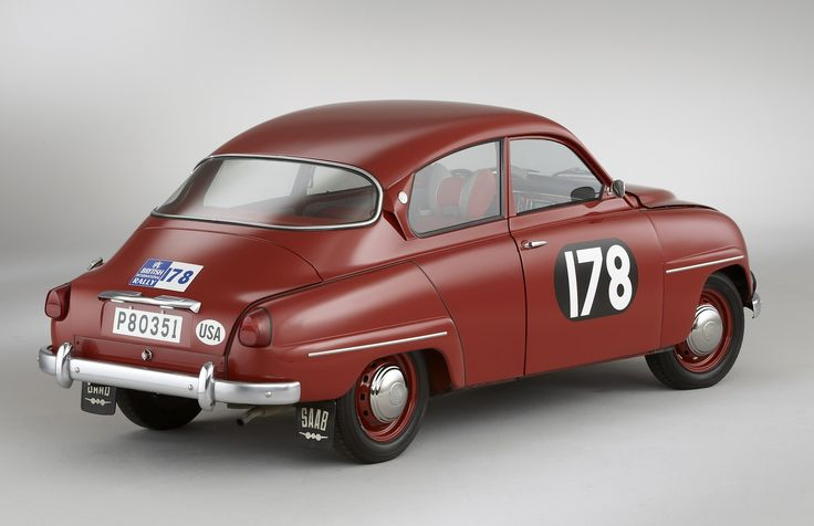 Saab Cars North America's Heritage Collection to be auctioned   Hemmings Daily