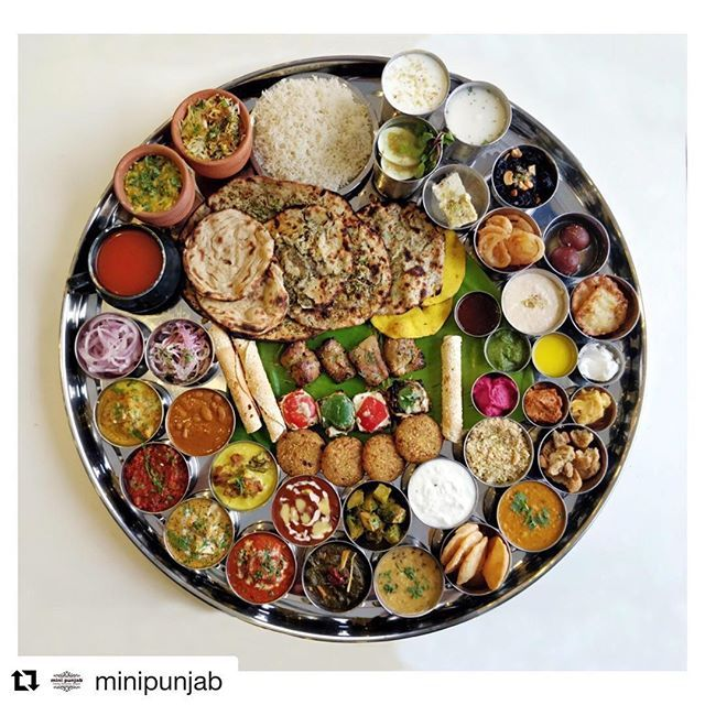 #Repost @minipunjab with @get_repost  The #MiniPunjabFamily has been really busy since the past couple of weeks curating this king-sized 'Dara Singh Thali'. This is the #BiggestThali in #Mumbai and #GuessWhat -  FINISH IT ALONE AND PAY NO PENNY!   Do you think you can take up this challenge or know someone who would love to then tag them in the 'comments' section below and reserve your tables!  @mytastetest  Available at: Mini Punjab Lakeside Powai - 096999 58688 Mini Punjab Masaledaar Thane…