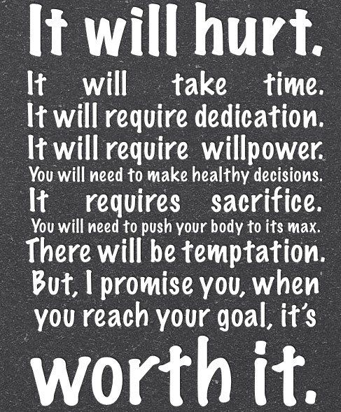 Motivation for workouts ;)