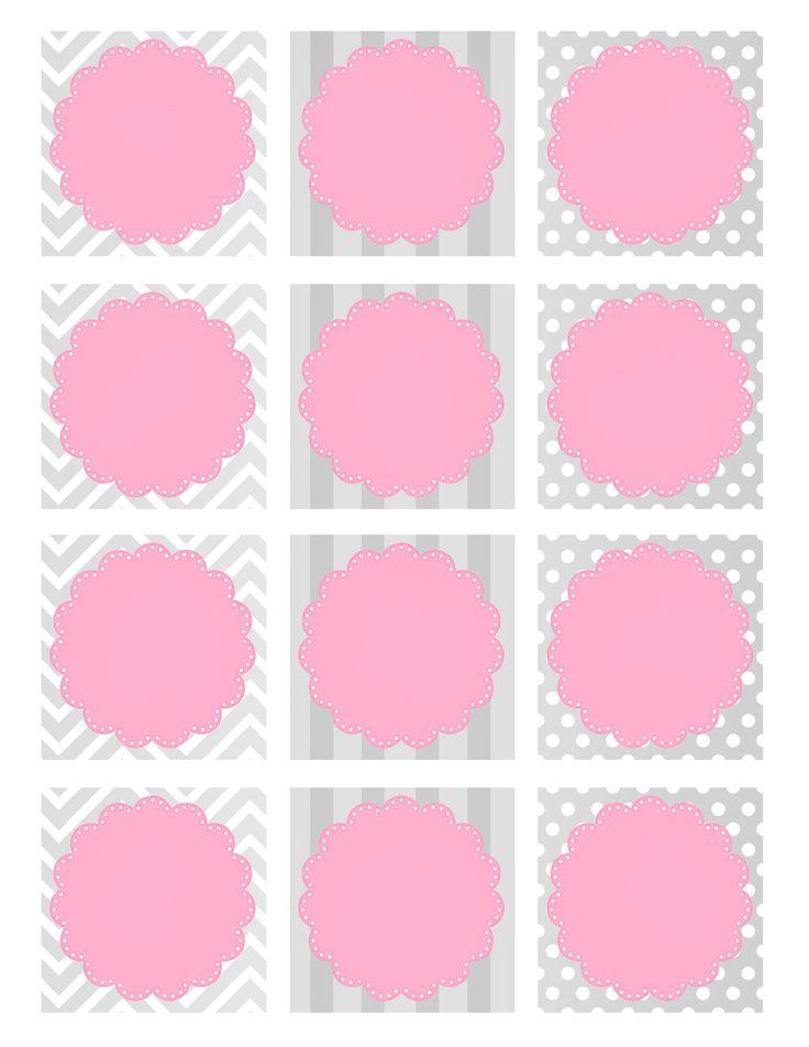 17 mejores ideas sobre Adornos Baby Shower Niña en Pinterest ...