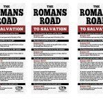 Download the Roman Road to Salvation Bookmark