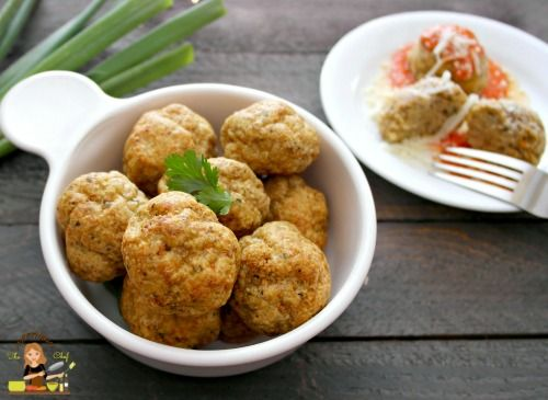 Easy Restaurant Style Italian #Chicken #Meatballs #copycat