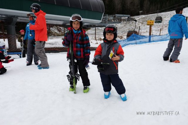 Learn from the best with Whistler Kids! Learn what my children did during their two days of ski school with Whistler Kids.