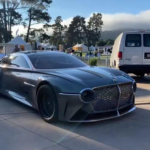 Bentley EXP 100 GT #Cars / Tuning
