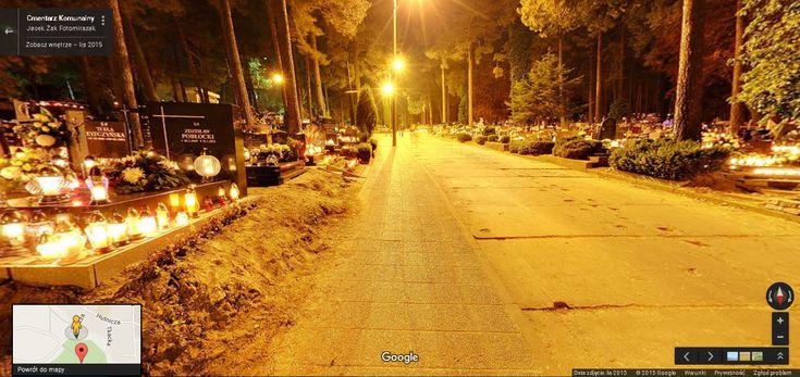 Wirtualny spacer po Cmentarzu Komunalnym w Rumi. Warto co jakiś czas przypomnieć sobie jak wygląda cmentarz 1 listopada