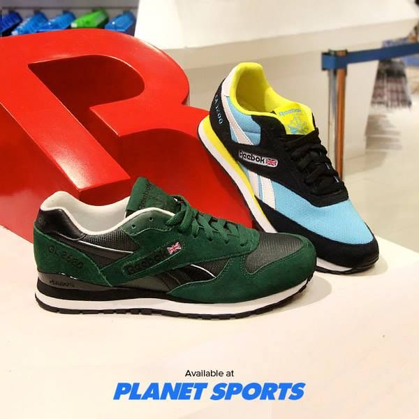 Get the latest #Reebok Indonesia #Classic Footwear collection at the nearest Planet Sports store!