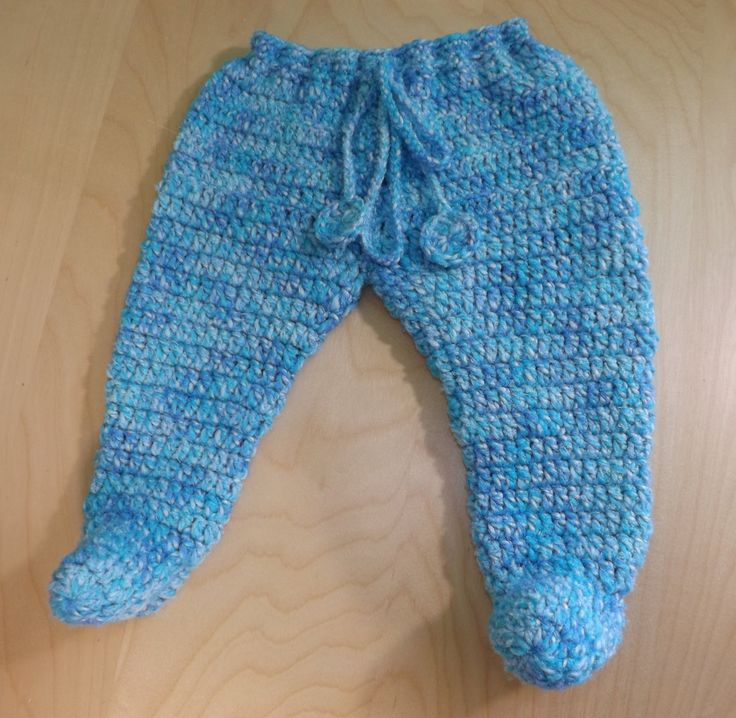 Crochet Pantaloncito para Bebe'