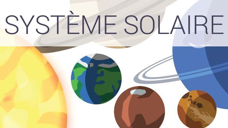 Une explication visuelle et concise pour mieux connaître les éléments qui composent notre système solaire. Si vous voulez voir d'autres vidéos, n'hésitez pas...                                                                                                                                                     Plus