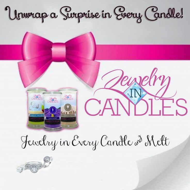 Purchase Jewelry In Candles. Become a Jewelry In Candles Rep. https://www.jewelryincandles.com//store/valeriebudd  https://www.facebook.com/ValeriesJewelry