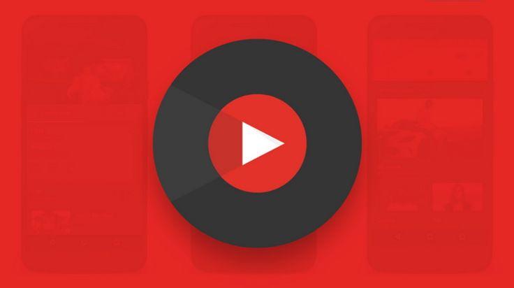 """YouTube potwierdza """"niby"""" nowy serwis muzyczny.   #Muzyka #Stream #YouTube"""