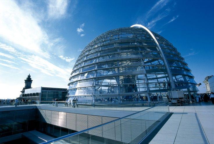 ღღ Berlin, Kuppel des Reichstags
