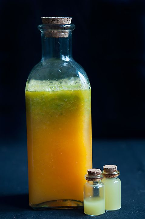 Suc natural energizant din fructe si legume de iarna/ Winter boost juice