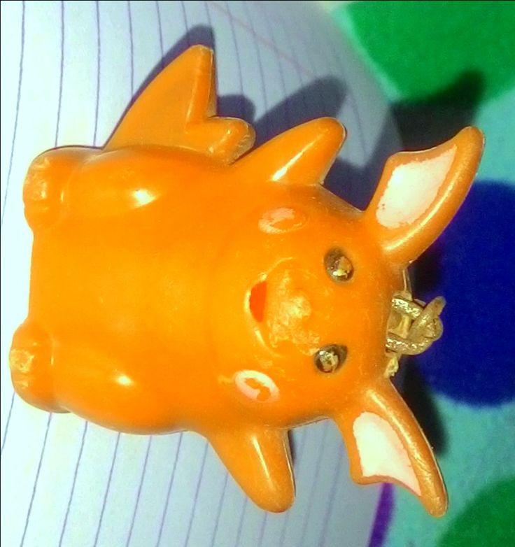 PIKACHU (kira-kira tahun 2000) hadiah dari temen saat SD, Nepi Aristina. terima kasih.. #kenangan #pokemon #temenSD