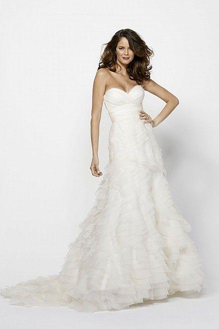 Wedding dress maybe......