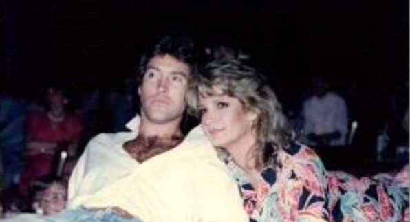 Deidre Hall And Drake Hogestyn 1986