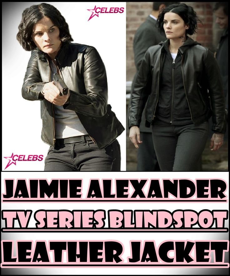 TV Series Blindspot  Jaimie Alexander