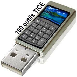 100 outils TICE utilisables dans toutes les disciplines au service de la pédagogie