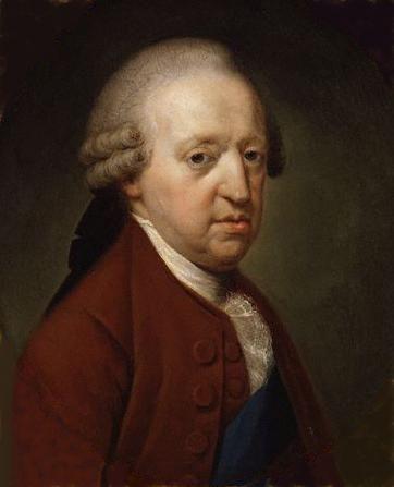 An elderly Charles, c. 1775