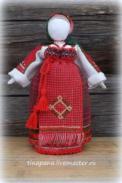 """Народные куклы ручной работы. Ярмарка Мастеров - ручная работа. Купить """"На восстановление ЖИЗНЕННЫХ сил"""" Авторская кукла. Handmade."""