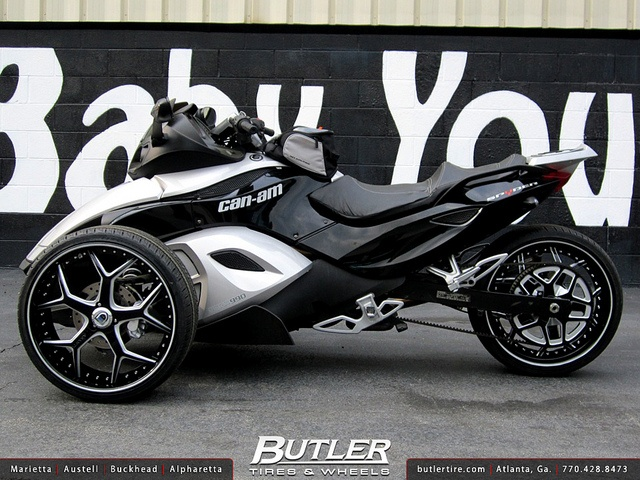 What is the price of a Can-Am Spyder?