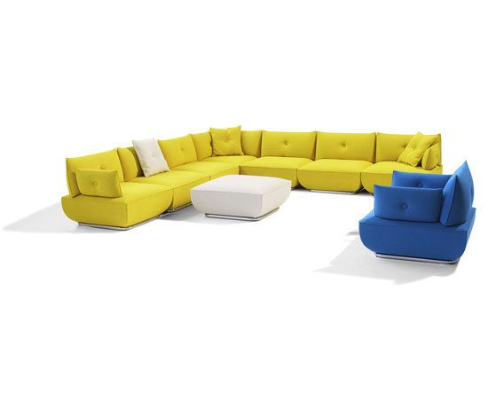 Sofas | Seating | Dunder | Blå Station | Stefan Borselius. Check it out on Architonic