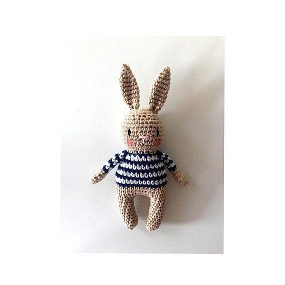 602 besten Amigurumi Rabbit Bilder auf Pinterest | Kaninchen ...