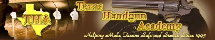 Texas concealed handgun license classes Texas Handgun Academy