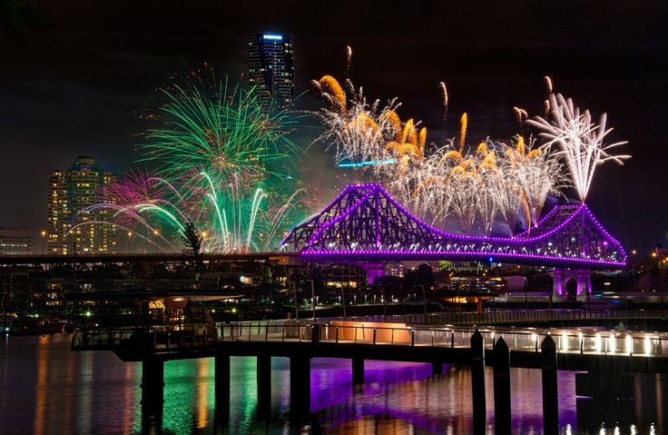 Fireworks - another great fireworks displayed in Brisbane City - Brisbane Festival, Riverfire this year!  https://www.facebook.com/PurplePhotographyCreations