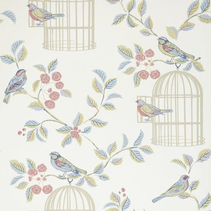 iliv Songbird Eau de Nil Wallpaper main image