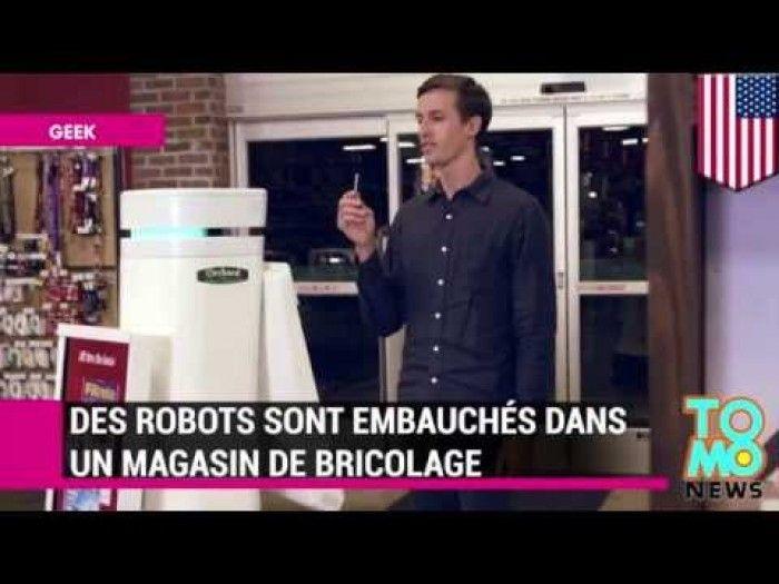 vs HUMAINS ? Des Robots Sont Embauchés Dans Un Magasin De Bricolage