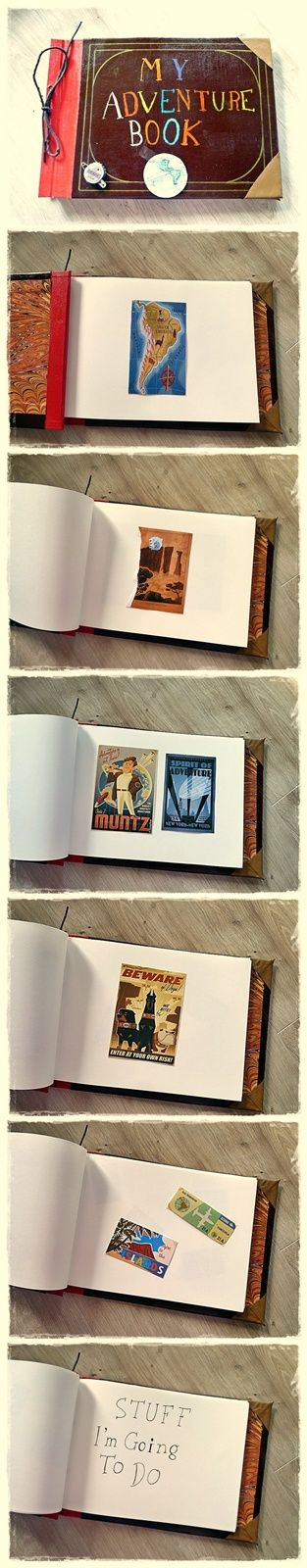 Adventure Book Tutorial - UP Pixar - Cosplay.com