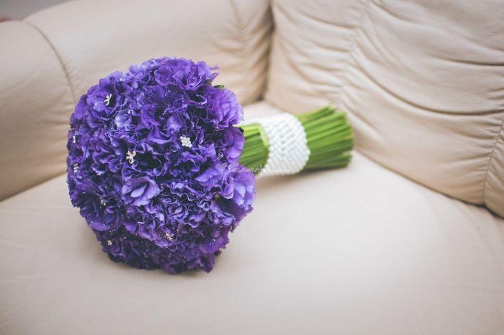 Buque de jacinto violeta #jacinto #buque #bouquet
