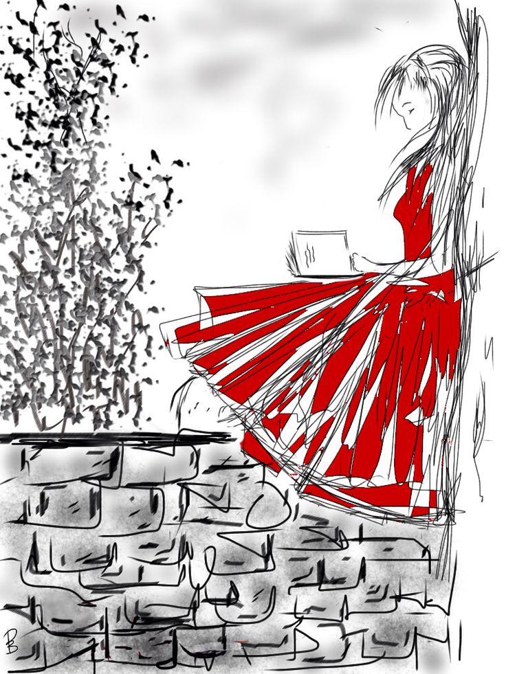 La ragazza del muretto