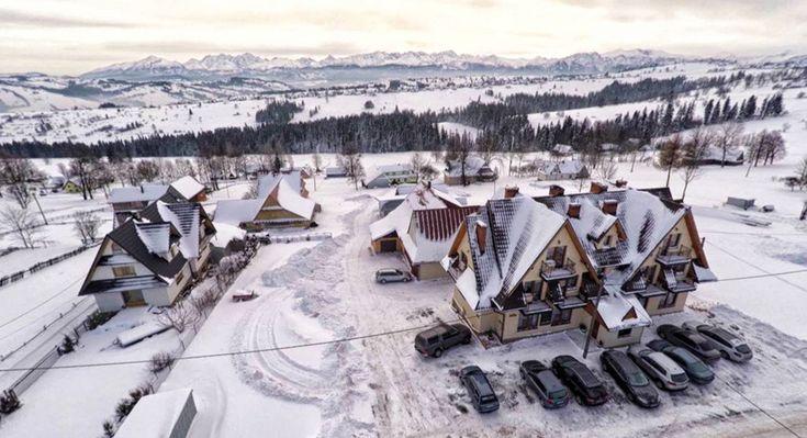 U Semlów – Relaks z widokiem na Tatry
