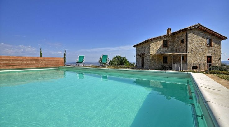 Villas in Tuscany for rent.