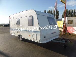 caravane occasion Adria  - Altéa 432 px plan camping car Ref 1595