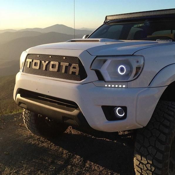 Bullet Proof Fabricating`s Tacoma Grill