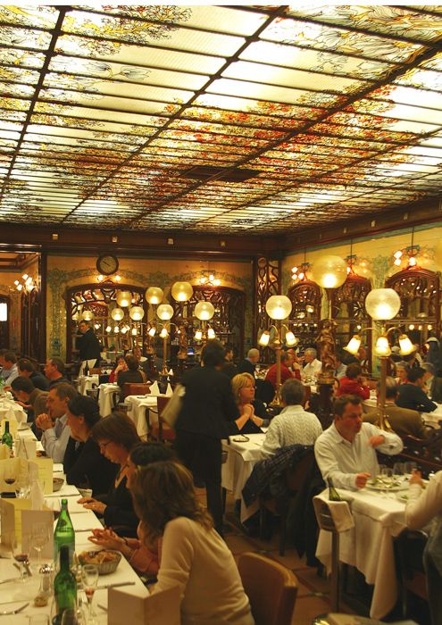 Best 25 brasserie parisienne ideas on pinterest le restaurant paris restaurants de paris and - Restaurant porte maillot chez georges ...