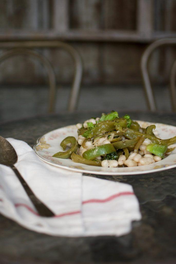 Une touche de miel | Salade de haricots blancs de Marie-Fleur St-Pierre | http://www.unetouchedemiel.com