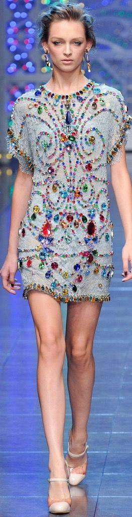 Dolce & Gabbana ~ Spring 2012 RTW